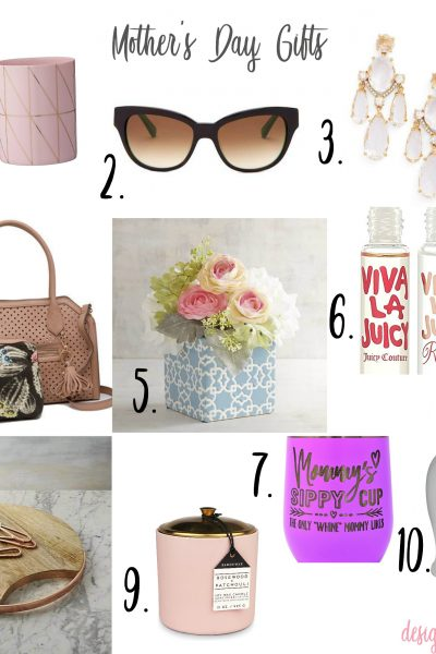 Fab Finds Friday: Mother's Day Gifts