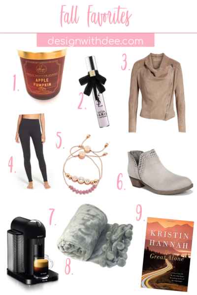 Fab Finds Friday – Fall Edition